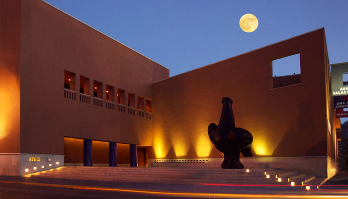 Museum of Contemporary Art in Monterrey